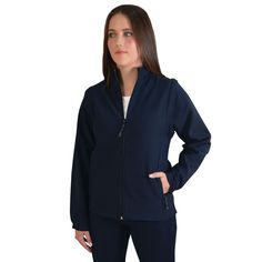 Show details for Ladies Zip Off Sleeve Softshell Jacket Softshell, Athletic, Zip, Lady, Sleeves, Jackets, Fashion, Down Jackets, Moda