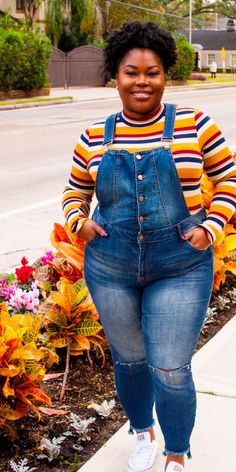 d7aa9992d29 22 Best Overalls Plus Size Edition...!!! Cute images