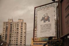 Partiu chamar os piás e as gurias! #Teatro #Curitiba #Curitilover #Cwb #Piá #Guria