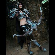Hot Dark Archer #cosplaylover #cosplay #costume #cosmetics #beautiful #sexy #gorgeous #hot #archer #stunning