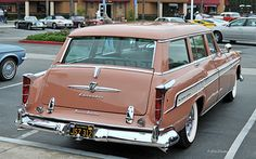 1955 Chrysler New Yorker Deluxe Town & Country Wagon - Canyon Tan & Desert Sand | by Pat Durkin - Orange County, CA