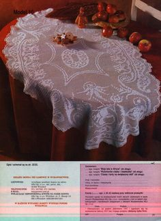 Kira crochet: Scheme no. 112