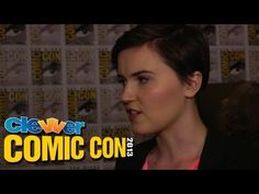 Veronica Roth Teases ALLEGIANT & Talks DIVERGENT Filming: 2013 Comic-Con