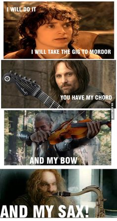 The Symphony of the Rings: The Orchestra of the Chord, The Duet Batons, and The Return of the Conductor. Yes...all of it, yes!
