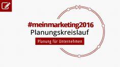 Marketing verbessern? Dein Unternehmen bekannter machen? Starte jetzt! #meinmarketing2016