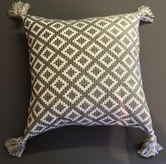18 cushion Covers In Grey/cream Chenille Decorative Cushions, Cushion Covers, Crochet Top, Cream, Abstract, Ebay, Creme Caramel, Summary, Pillow Covers