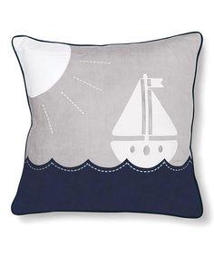 Jackson's Journey Boat Pillow