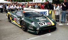 Mad 4 Wheels - 1990 Jaguar XJ220 race car - Best quality free high resolution car pictures