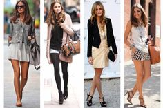 You got to love her style Olivia Palermo Elle Fashion, I Love Fashion, Fashion Outfits, Fashion Beauty, Celebrity Style Inspiration, Mode Inspiration, Fashion Inspiration, The Blonde Salad, Style Olivia Palermo