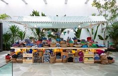 FLAGSHIPSTORE Havaianas, loja conceito