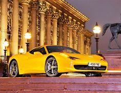 2013 PININFARINA 21 - HOMENAJE AL GRAN DISEÑADOR Ferrari 458 Italia   Una de las grandes últimas obras de Pininfarina fue, de nuevo, para Ferrari. El 458 Italia de 2009 aglutinaba todo lo mejor de la tradición de diseño y fabricación de ambas marcas, con un excepcional trabajo aerodinámico ideal para un superdeportivo de sus planteamientos.
