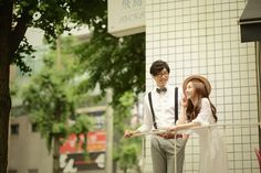 View photos in Korea Pre-Wedding - Casual Dating Snaps, Seoul . Pre-Wedding photoshoot by May Studio, wedding photographer in Seoul, Korea. Prenuptial Photoshoot, Casual Date, Pre Wedding Photoshoot, View Photos, Kobe, Seoul, Photography Poses, Engagement Photos, Wedding Planning