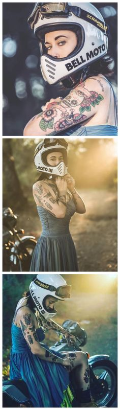 Bell Moto 3 Helmets by de_ranieri_simone