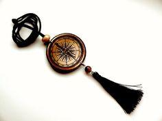 Boho+-+Kompas+-+decoupage+w+Bajobongo+na+DaWanda.com