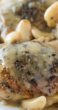 Chicken with 40 Cloves of Garlic | Freecookinc