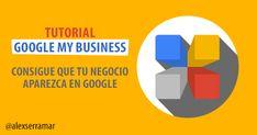 Aparecer en Google Maps es fácil. Sigue este tutorial de Google My Business y en menos de 5 minutos habrás dado de alta tu empresa en Google.