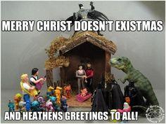 "T-Rex was gonna bring Myrrh, but at the last minute he figured, ""fuck this ... who needs Myrrh?!?"""