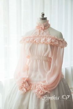 【Cynthia·V】{Collared Dove}系列 Blouse 尾款页面