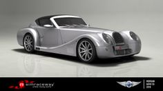 Based on the Morgan AeroMax, which was itself a coupe version of the Aero 8, the limited-edition Aero SuperSports was introduced to the world in 2009 as part of Morgan's centenary celebrations. With a price tag to match its impressive specifications and a limited production run, only a lucky few will ever get to experience the thrill of driving the super-light SuperSports, so make sure you don't miss your opportunity to join an exclusive club by taking it for a spin in Simraceway.