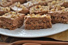 Tort Mille Feuille cu profiterol - Retete culinare by Teo's Kitchen Nutella, Oreo, Banana Bread, Cheesecake, Macarons, Desserts, Food, Kitchen, Deserts