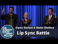 Blake Sheltons puttin on the ritz hahah