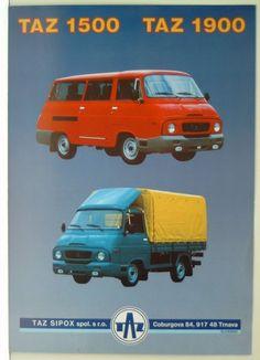 mototechna   Škoda 1203 Car Pictures, Car Pics, Bus Coach, Car Posters, Old Ads, Camper Van, Mazda, Cars And Motorcycles, Vans