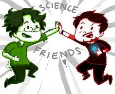 Science friends!