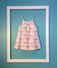 A personal favourite from my Etsy shop https://www.etsy.com/au/listing/269095479/field-of-poppies-toddler-size-2-dress