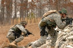 Training by The U.S. Army, via Flickr