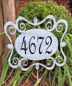 Look at this #zulilyfind! Aqua Personalized Address Sign by Steel Southern Design #zulilyfinds