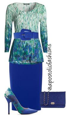 Apostolic Fashions #805 by apostolicfashions on Polyvore featuring polyvore, fashion, style, NIC+ZOE, Hobbs, Zara, Chanel and Maison Margiela