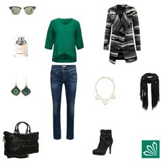 Casual Outfit: Green Agenda. Mehr zum Outfit unter: http://www.3compliments.de/outfit-2015-09-18