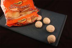 Rhodes frozen bread products ~ rolls, cinnamon rolls, bread loaves ~