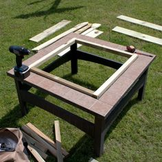 Fire Pit Table, Picnic Table, Gardening, Google, Image, Home Decor, Decoration Home, Room Decor, Lawn And Garden