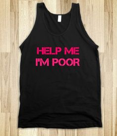 Help me I'm poor - need this