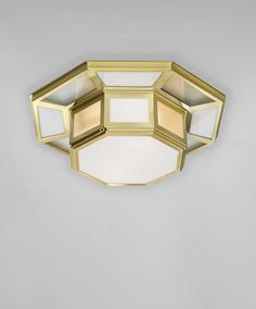 Check out the Lanesborough light fixture from The Urban Electric Co.