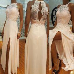 #abito #lungo #rosa #chiaro #valeria #abbigliamento
