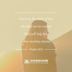 A godly wife is her household's strength.
