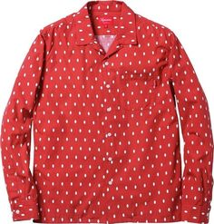 Supreme OVAL DOT SHIRT