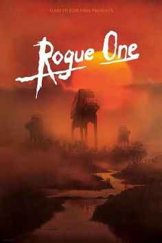 """Rogue One""/""Apocalypse Now"" mashup poster by tramdrey"