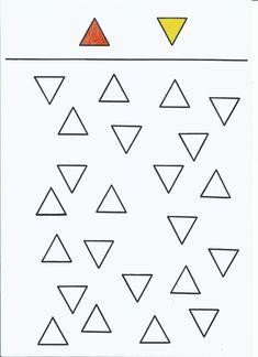 Visual Perceptual Activities, Motor Skills Activities, Preschool Learning Activities, Toddler Activities, Preschool Activities, Teaching Kids, Kids Learning, Kindergarten Math Worksheets, Kids Education