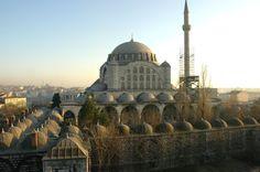 istanbul mihrimah sultan camii - Google'da Ara