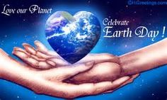 Tweeps,  Fbkers, LInkedIners, G+ers. Pinsters....Love Our Planet  & Happy Earth Day!