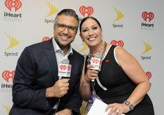 Jaime Camil Photos: iHeartRadio Fiesta Latina Presented by Sprint - Backstage