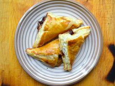 """Peanut Butter and Jam Turnovers 