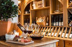 Weinhandel und Bistro in einem: Vinothek am Schlossgarten in Stuttgart