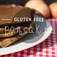 Eat yourself pretty with buckwheat pancakes