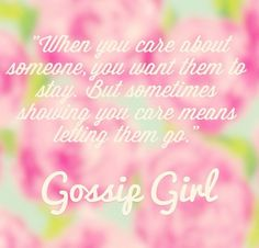 A Gossip Girl quote on Lilly Pulitzer print. My life is complete.