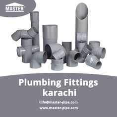 Finding best Plumbing Fittings karachi at the best price? So,Here Master Pipe Industries(Pvt) Ltd who providing the genuine Plumbing Fittings services in karachi. contact at 92 343 865 0000 for more Details.