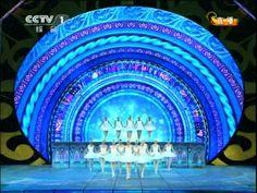 2012 央视春晚 Chinese Spring Festival - Swan Lake